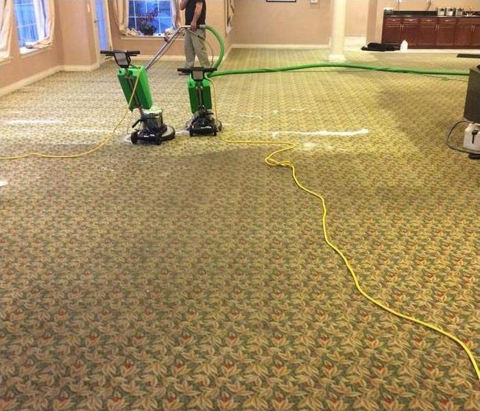 Commercial Carpet Cleaning in Southside, AL