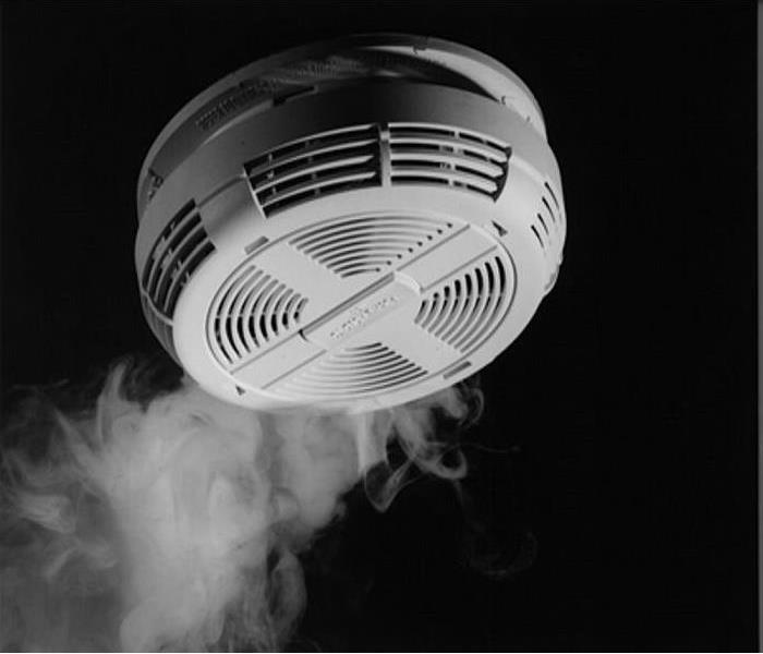 Fire Damage Smoke Alarms: LIFE SAVERS