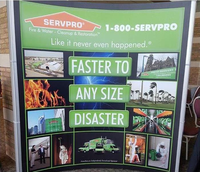Why SERVPRO Here No Matter What